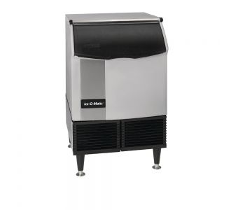 Ice-O-Matic ICEU 225 FA - Under Counter Ice Maker 114 Kg/24Hrs with Bin - Cube Style- 230v 50hZ 1N /4.9A