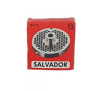 Salvador 22/12 Stainless Steel Plate