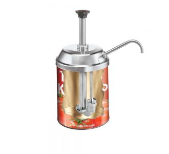 Server 83000 Stainless Steel Food Container Dispensers