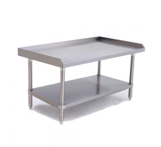 CookRite ATSE-2848 Stainless Steel Equipment Stand 120 cm