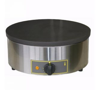 Roller Grill CFE 400 - Electric Crepe  Machine - 1 Plate of 400 mm - 400X200 - 3.6Kw