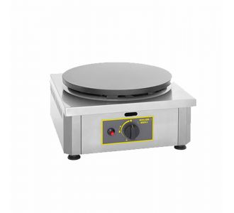 Roller Grill CSG 400 - Professional Gas Crepe Maker - 1 Plate of 400 mm - 450x500x240