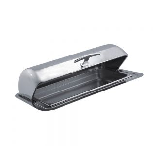 Cookrite DAT60063-2 Dripless Built In Chafing Dish