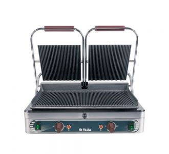 FB Faba DR2 Electric Cast Iron Electric Grill 230v-3600w