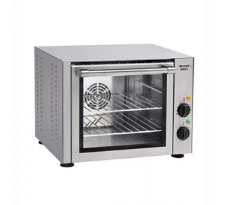 Roller Grill FC 280 - Convection Oven 28Lt With Ventilated Heat - 46x55x35.5 Cm - 1.5Kw