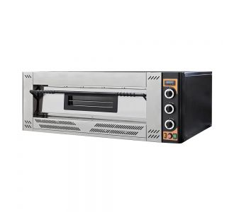 Prismafood G9 - Professional Gas Oven - 9 Pizzas ø 30 Cm - 230 V - 24.5 Kw