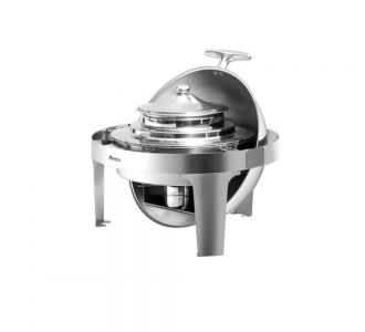 Cookrite KS51383 Chafing Dish Station With Show 4.5lit