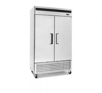 Royal Refrigeration MBF8502 Double Solid Door Reach-in Freezer 220v 50Hz, 3.9A
