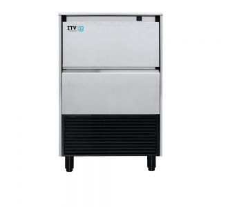 ITV NG60 53 kg - Under Counter Ice Maker - Gala Cube Style 220v 50Hz,650w