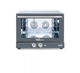WLBAKE P046040M Bakery Combi Oven 4 TRAYS 60X60-GN 1/1-3.3KW