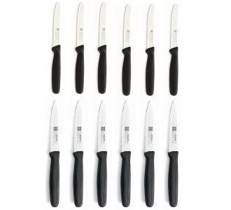 Sico 12 pieces Steak and Legume knives